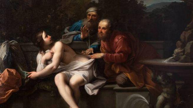 Bologna, visite guidate gratuite al museo. Un'opera di Marcantonio Franceschini