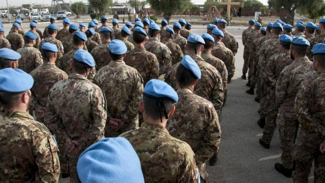Militari italiani