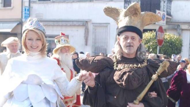 Carnevale di Re Trigol a Mantova (pagina Facebook Re Trigol)