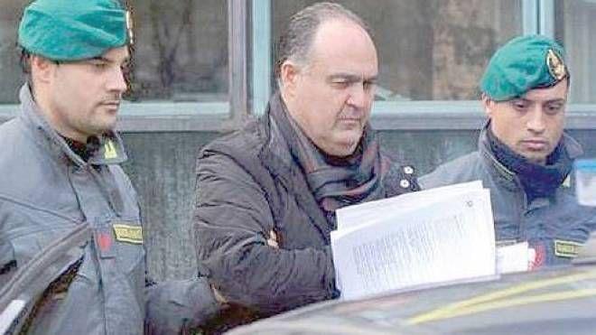 L'arresto di Nicola Femia