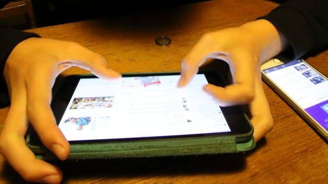 Il video dell'aggressione diffuso sui social