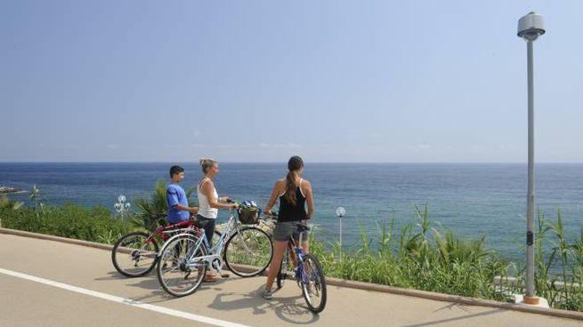 La bici, un mezzo ideale per conoscere la Liguria