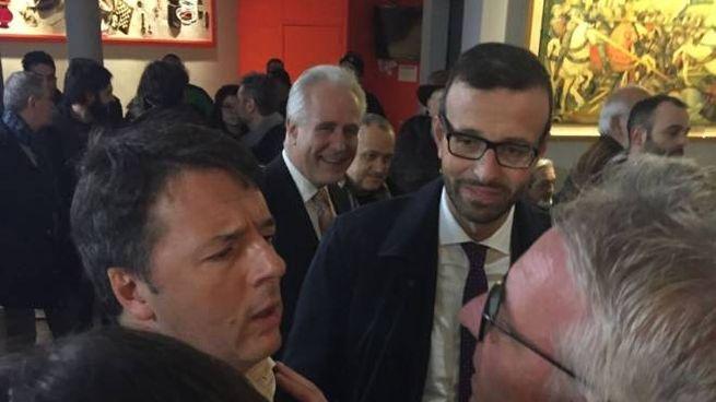 Renzi e Mazzeo