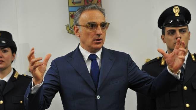 Il questore Marcello Cardorna (Newpress)