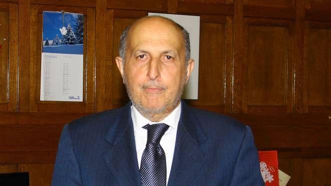 Il prefetto Giuseppe Mario Scalia (Orlandi)
