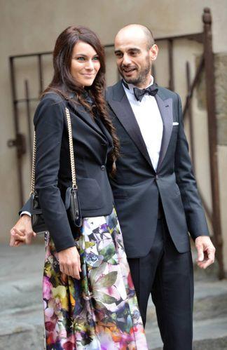 Nozze Michelle Hunziker e Tomaso Trussardi: vip, glamour e sorrisi. Tutte le foto del matrimonio a Bergamo