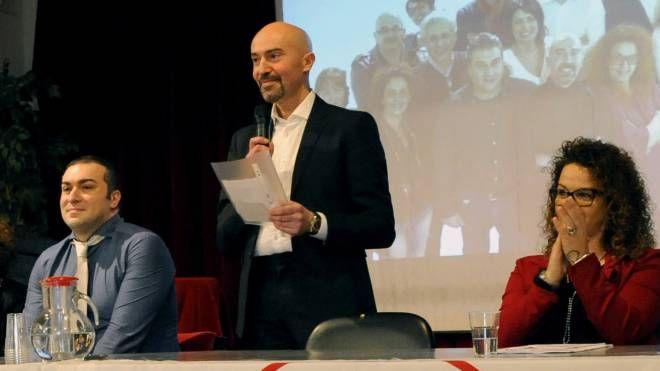 Alberto Schiavone si presenta