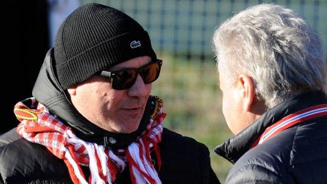 Filippo Spalletta, allo stadio Helvia Recina
