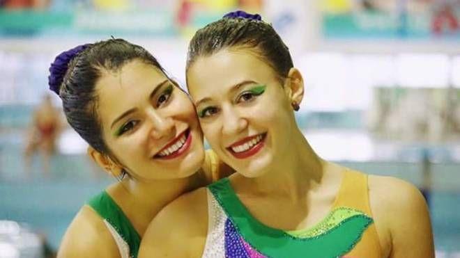 Ilaria Prazzoli e Sara Recalcati