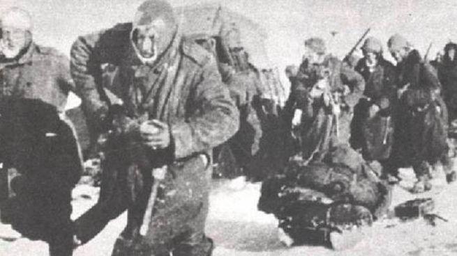 Un soldato dell'Armir