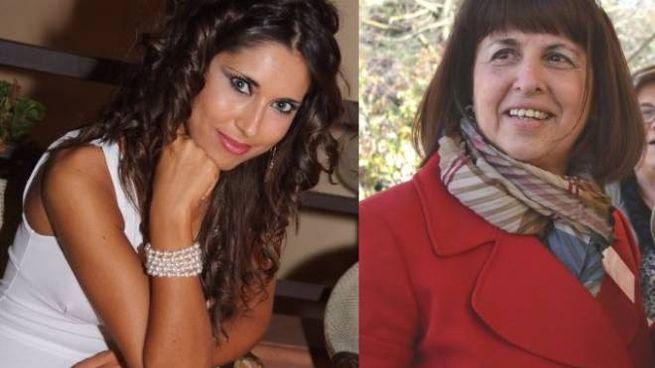 Sara Pagnanelli (a sinistra) e Pina Ramaccioni