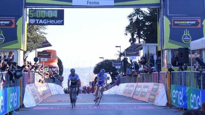 Un successo di pubblico la tappa Rieti-Fermo della Tirreno-Adriatico