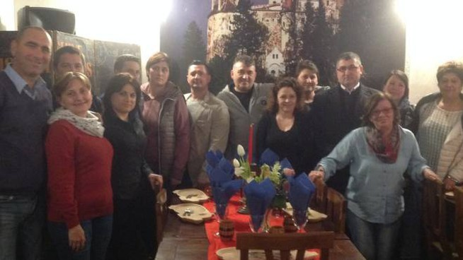 L'incontro fra cittadini rumeni di Lunigiana e Spezia