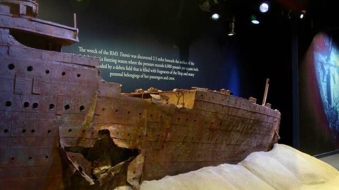 Titanic @mostratitanic.it