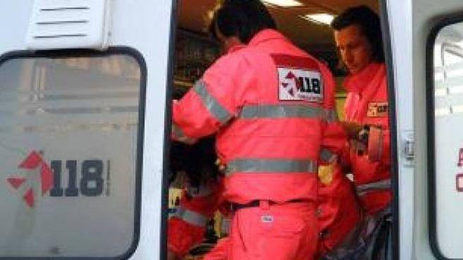 Ambulanza (foto d'archivio)