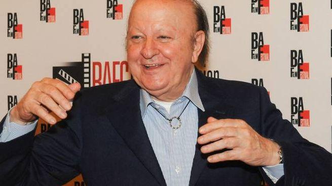 Massimo Boldi, premiato al Baff