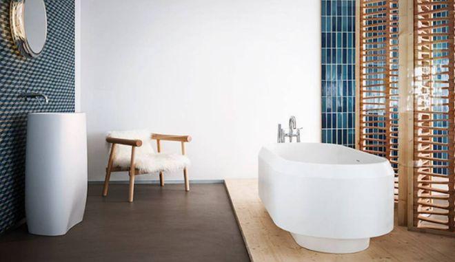 Vasca Da Bagno Resina Piccola : Vasche da bagno piccole ma funzionali magazine tempo libero