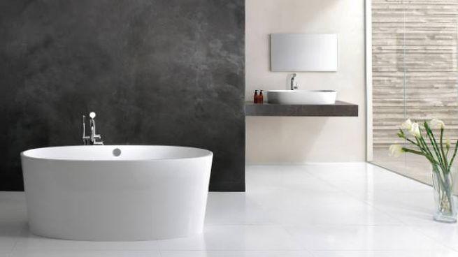 Vasca Da Bagno Salvaspazio : Vasche da bagno piccole ma funzionali magazine tempo libero