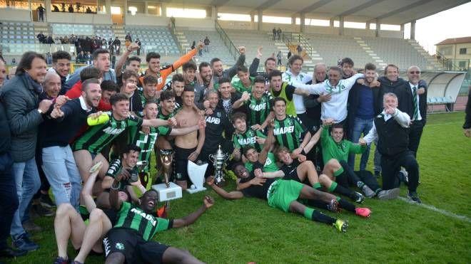 Viareggio Cup, la festa del Sassuolo (Umicini)