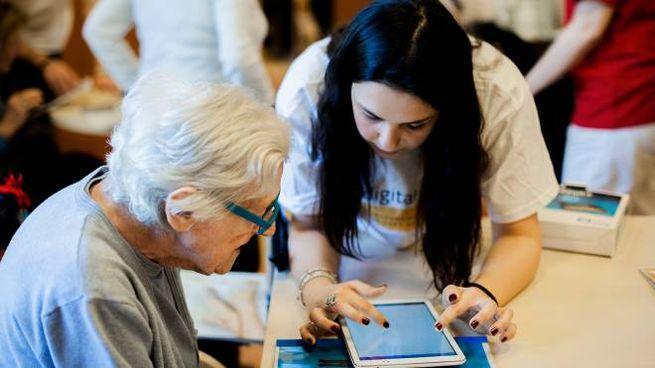 Digitalizzazione intergenerazionale