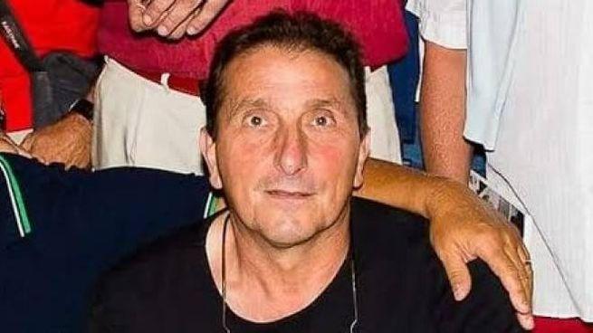 COMMERCIANTE Massimo Petrucci, 62 anni