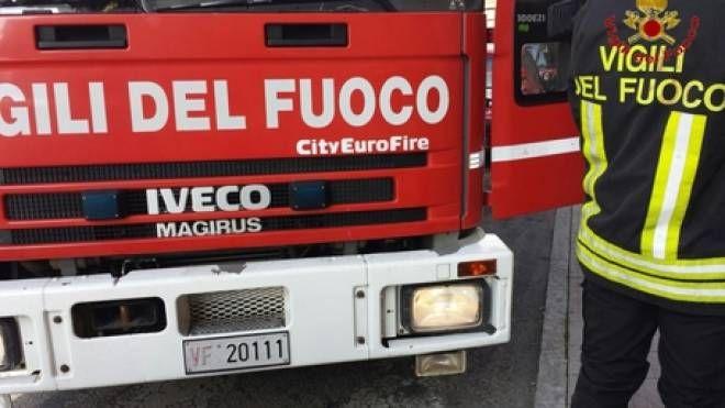 Vigili del fuoco (immagine di repertorio, fonte Ansa)