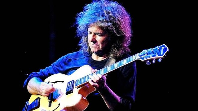 Il  chitarrista americano Pat Metheny