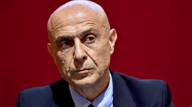 Il ministro dell'Interno Marco Minniti (Imagoeconomica)