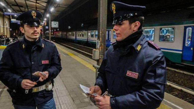 La polizia ha assicurato alla giustizia i primi due responsabili dell'agguato al treno dei tifosi