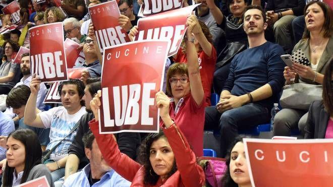 Saranno oltre mille i tifosi a Roma (foto De Marco)