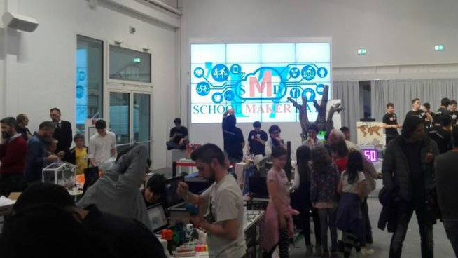 Bologna, lo School Maker Day all'Opificio Golinelli