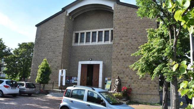La parrocchia di Regina Pacis
