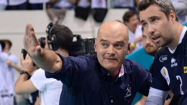 Giampaolo Medei è il nuovo allenatore della Cucine Lube Civitanova