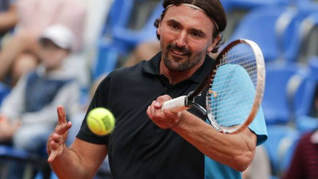 Il tennista croato Goran Ivanisevic