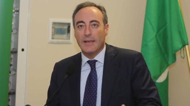 L'assessore Giulio Gallera