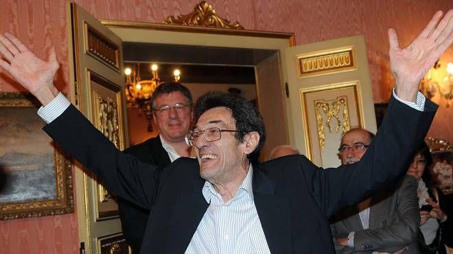 Mario De Sisti, morto a 76 anni (foto Businesspress)