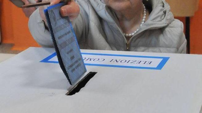 Elezioni amministrative, foto d'archivio Newpress