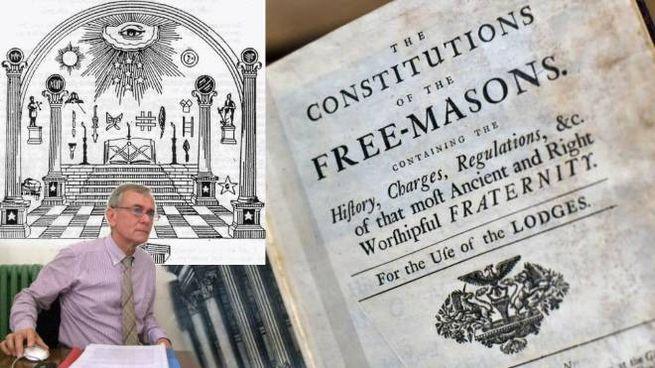 Il professor Gianmario Cazzaniga e le antiche costituzioni della massoneria moderna