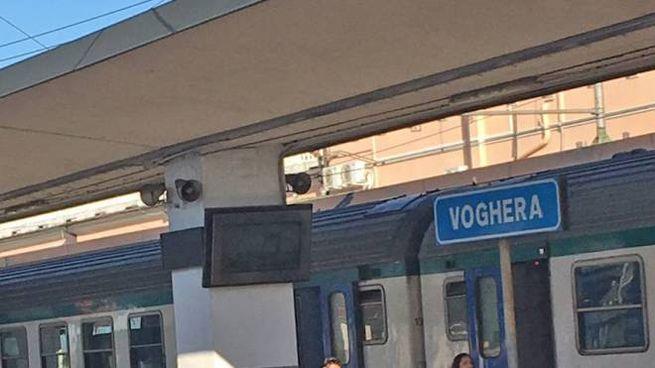 La stazione di Voghera