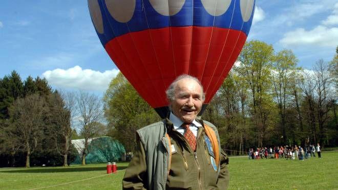 Il comandante Piero Porati, una vita in volo