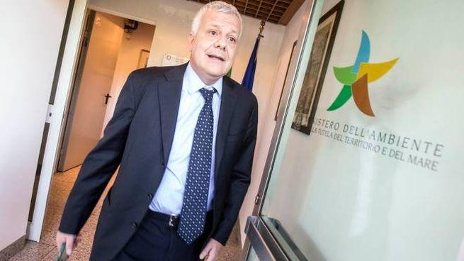 Gian Luca Galletti, ministro dell'Ambiente (ImagoE)