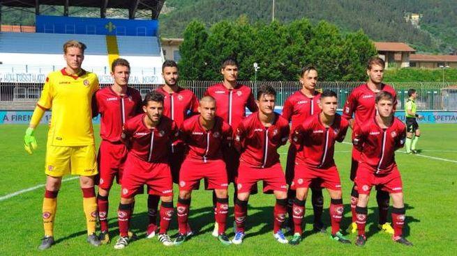 Il Livorno Campione d'Italia 'Berretti' Lega Pro