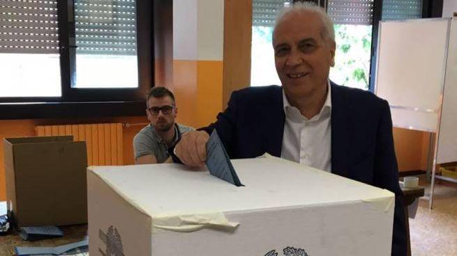 Il sindaco uscente di Monza al voto nel capoluogo brianzolo