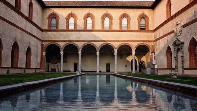 Estate al Castello Sforzesco