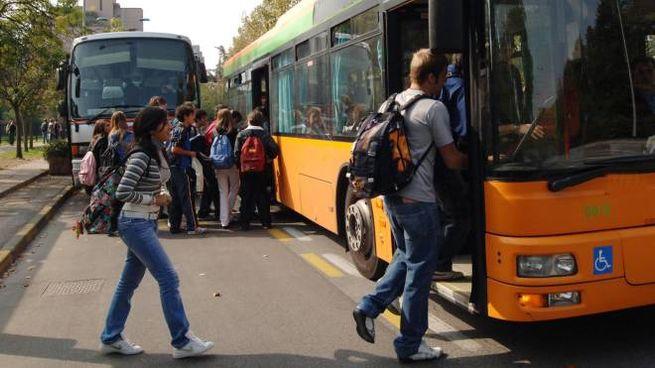 Un autobus (Foto di repertorio)