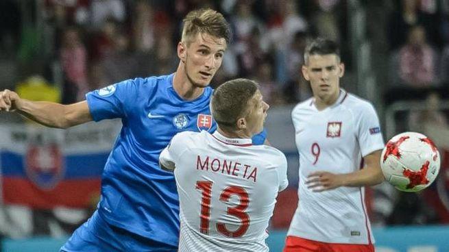 Europei Under 21, Polonia-Slovenia 1-2 (Ansa)