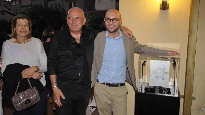 Giovanni Raspini presenta il gioiello dedicato a Cortona