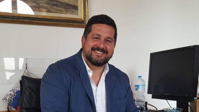 Il vice sindaco Agresti