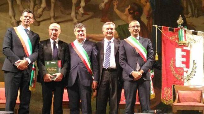 """Minniti a Fano, """"La sicurezza è un bene comune, fondamentale l'alleanza con i territori"""""""