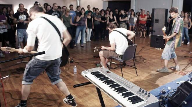 Sul palco le band emergenti